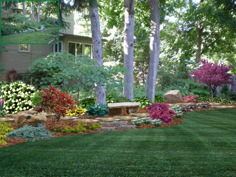 Natural landscape design outdoor goods for Natural landscape design